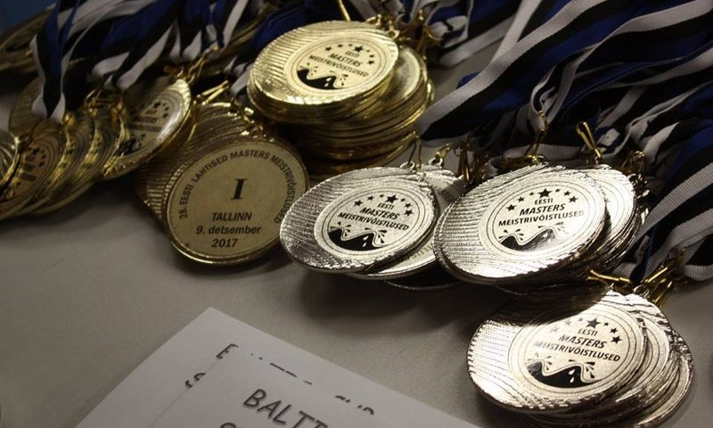 28th Estonian Open Masters Championships